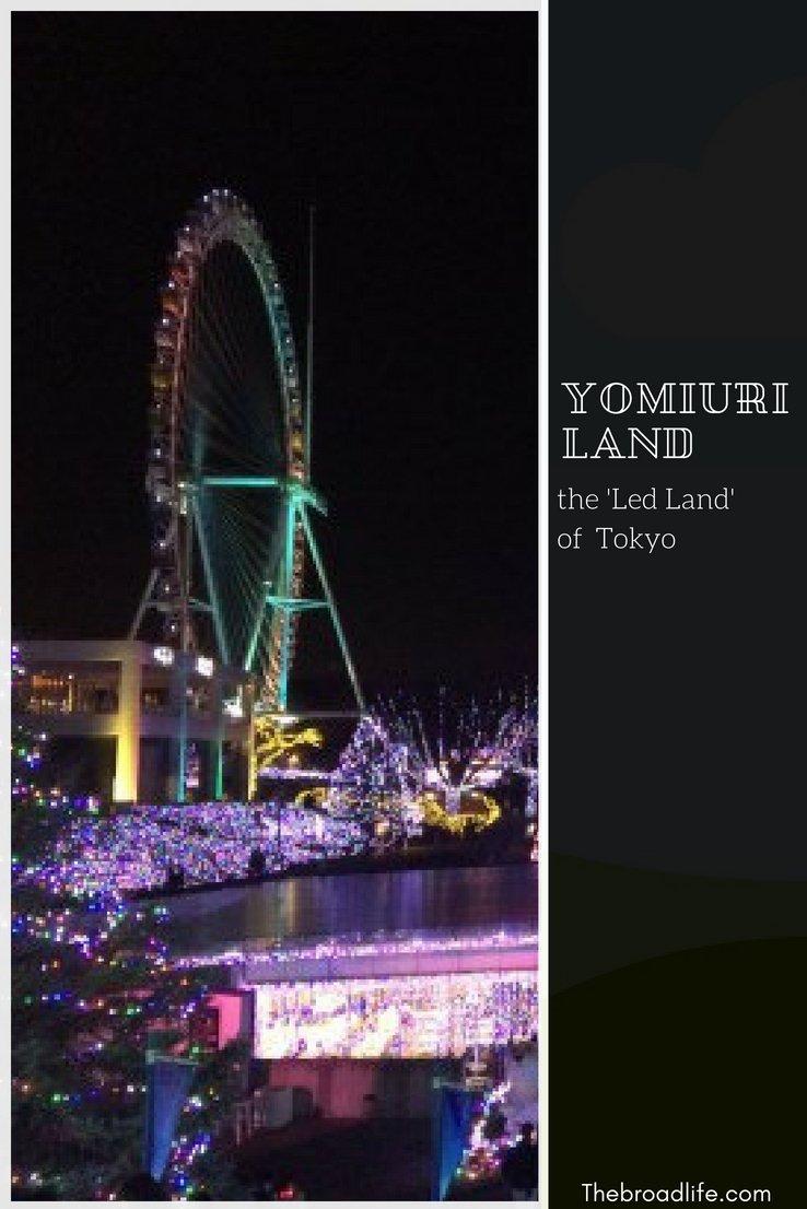 Tokyo's Yomiuri Land - The Broad Life