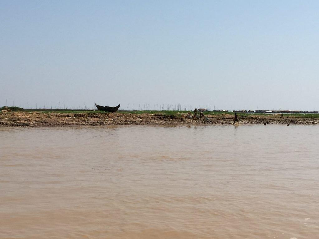 Tonlé Sap, Siem Reap
