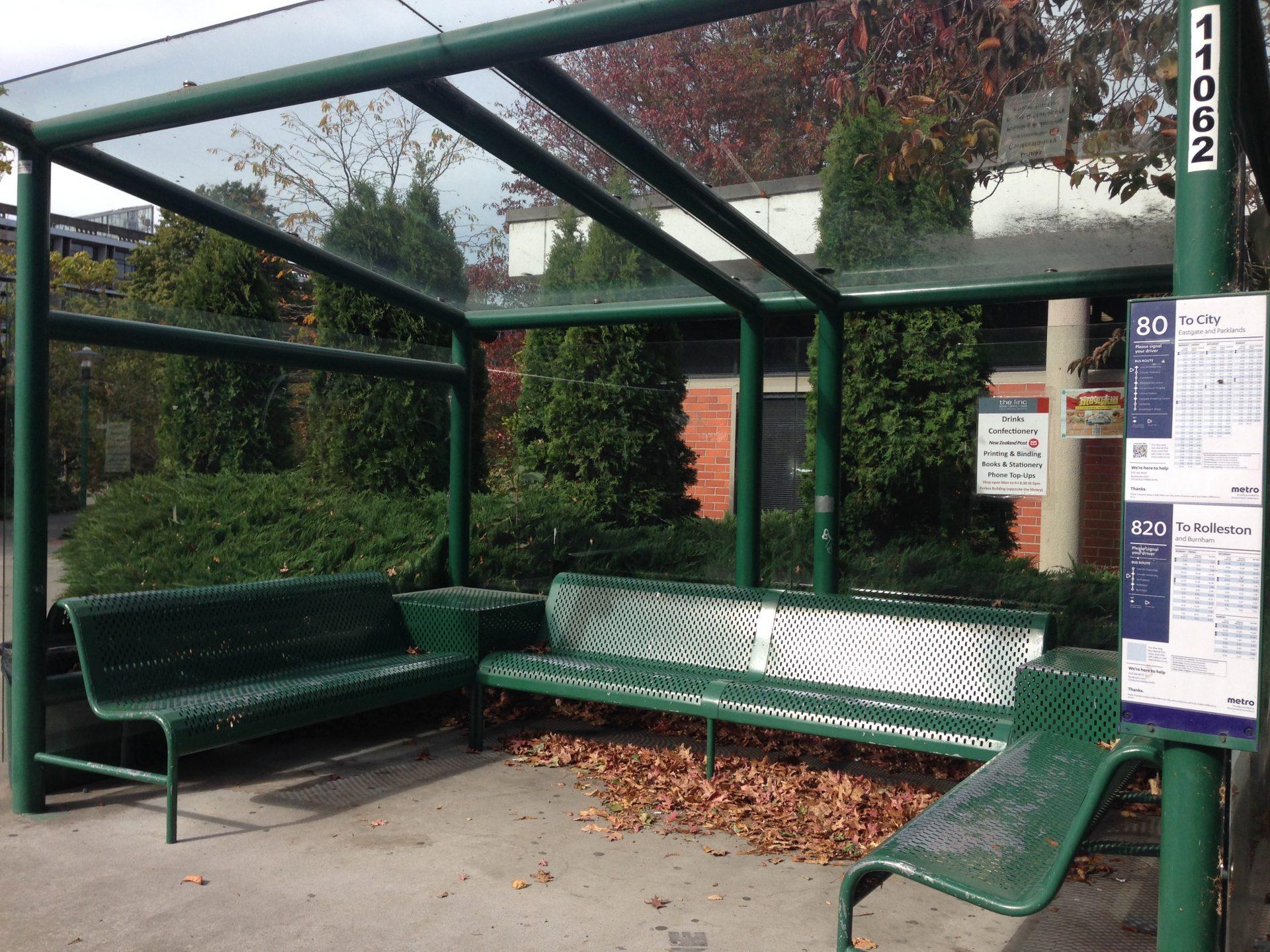 busstopinLincolnUniversity-thebroadlife-story