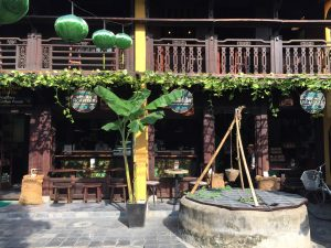 The only coffee shop Hoi An Rostery that has A/C at Hoi An ancient town