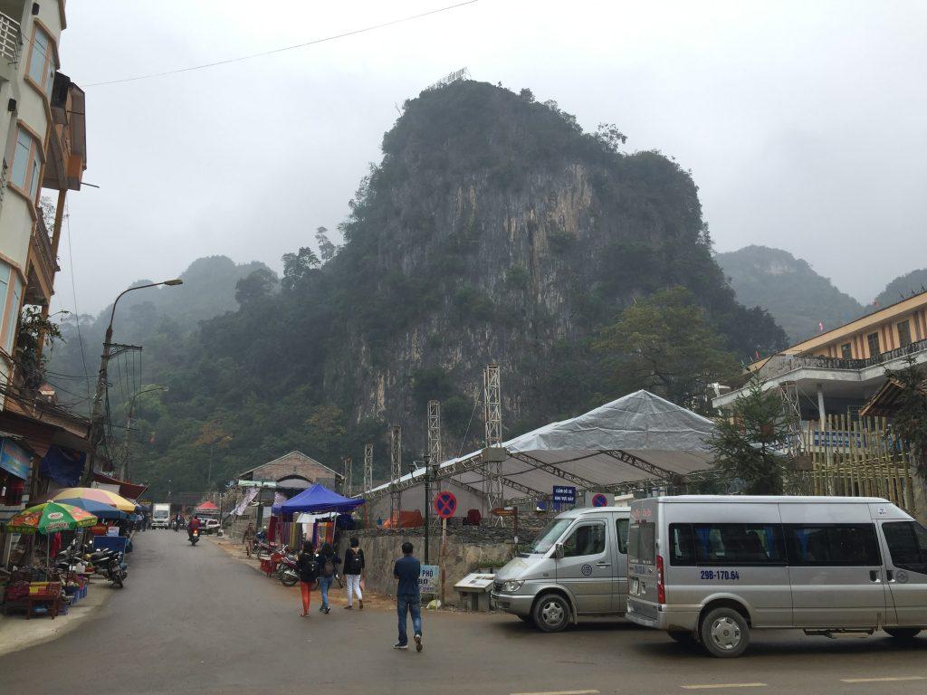 Dong Van rural district.