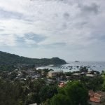 The fishing village on Cu Lao Xanh Island