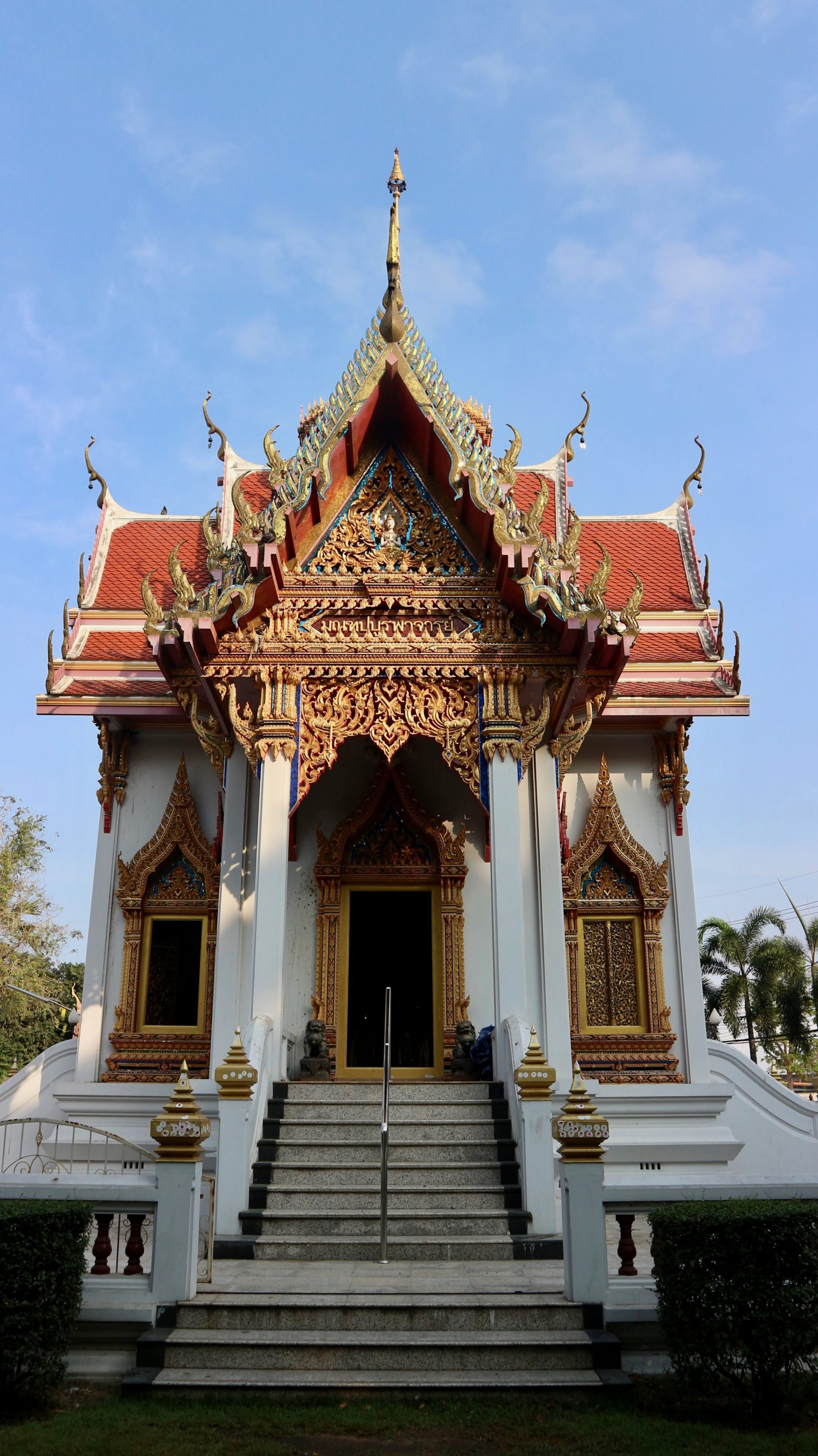 Wat Benchamabophit, a destination in Bangkok and Pattaya trip.