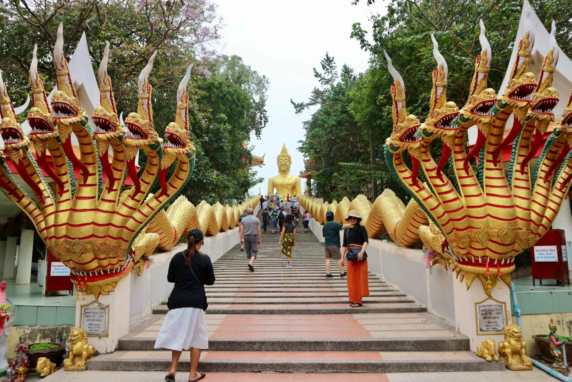 Wat Phra Khao Yai, the Big Buddha Hill that I visited on my Bangkok and Pattaya trip.