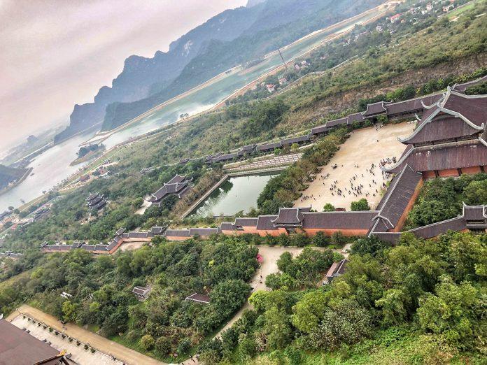 Bai Dinh Pagoda at Trang An Complex