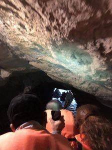 a cave at Trang An Complex
