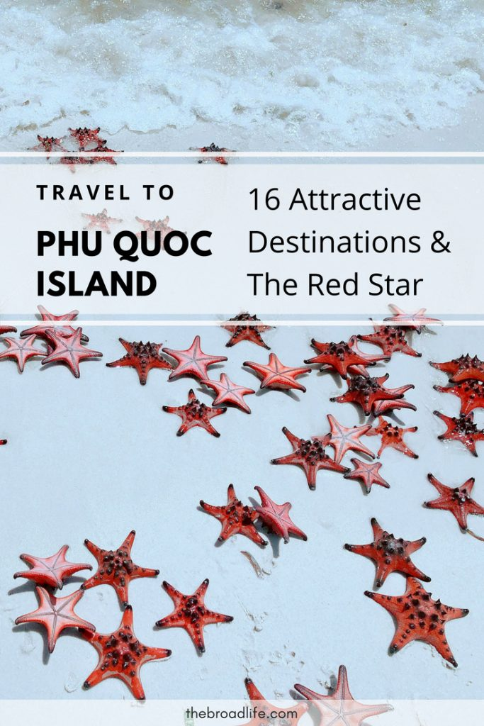 Phu Quoc Island & 16 Top Destinations, Pinterest Board