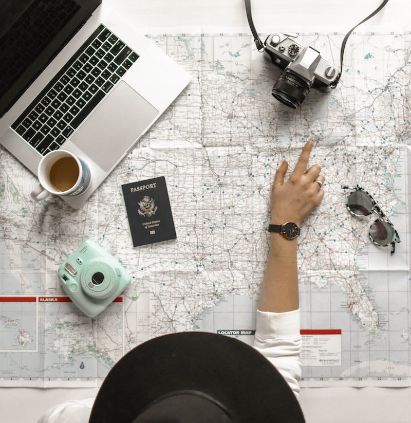 Planning an USA road trip