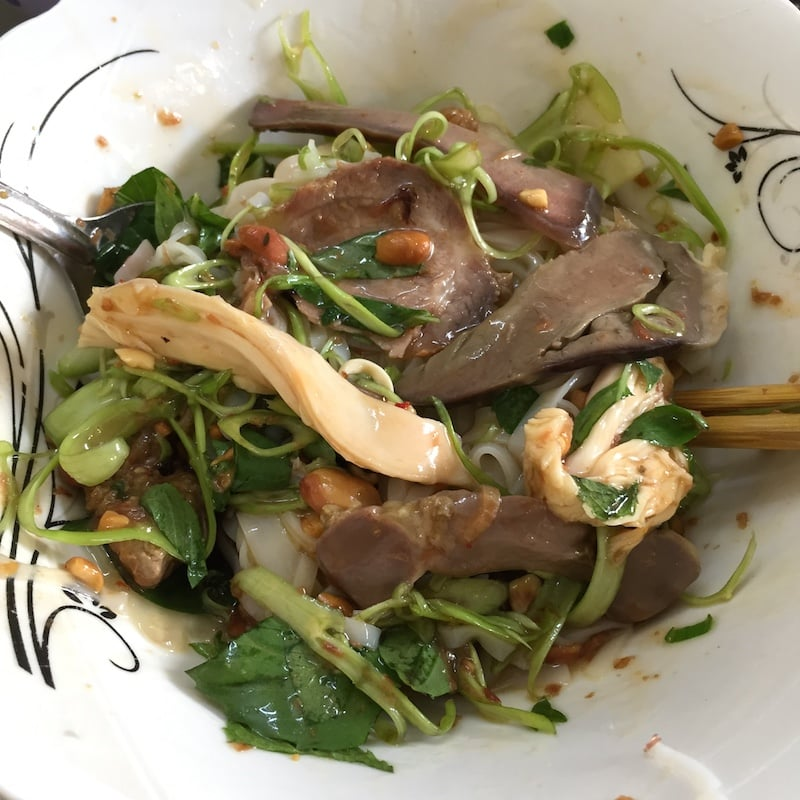 Sour Pho, Saigon food, Vietnamese cuisine