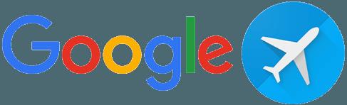 google flights logo for the broad life travel tips