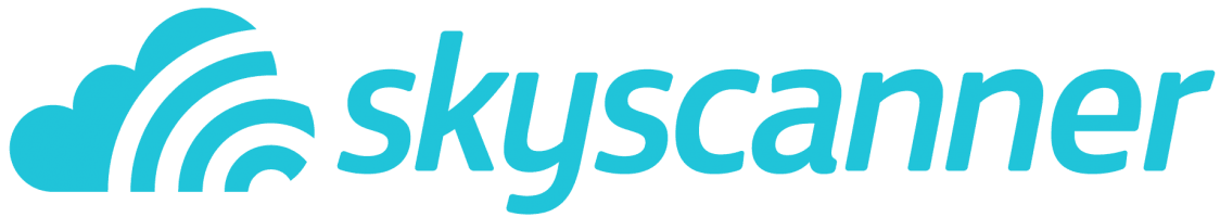Skyscanner Logo for The Broad Life Travel Utilities and Travel tips