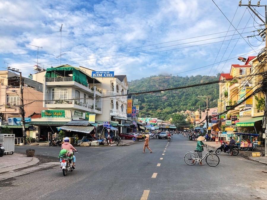 Chau Doc City