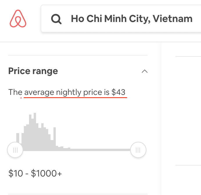 The Broad Life reviews travel accommodation average price at Ho Chi Minh City on Airbnb