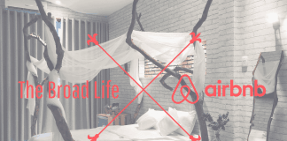 featured image of Travel Hacking Accommodation Deals on Airbnb - The Broad Life
