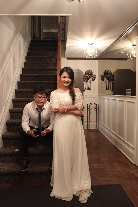 enjoy my sister wedding in brampton, ontario, canada