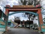 batam pulau galang, a vietnamese pagoda at refugee camp, batam island, indonesia