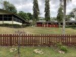 the museum of excamp vietnam, batam island, indonesia