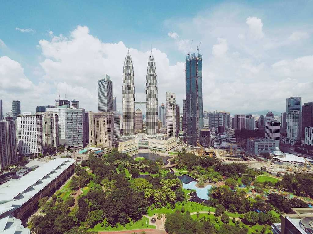 Kuala Lumpur, Malaysia in covid-19 and travel restrictions in 2021