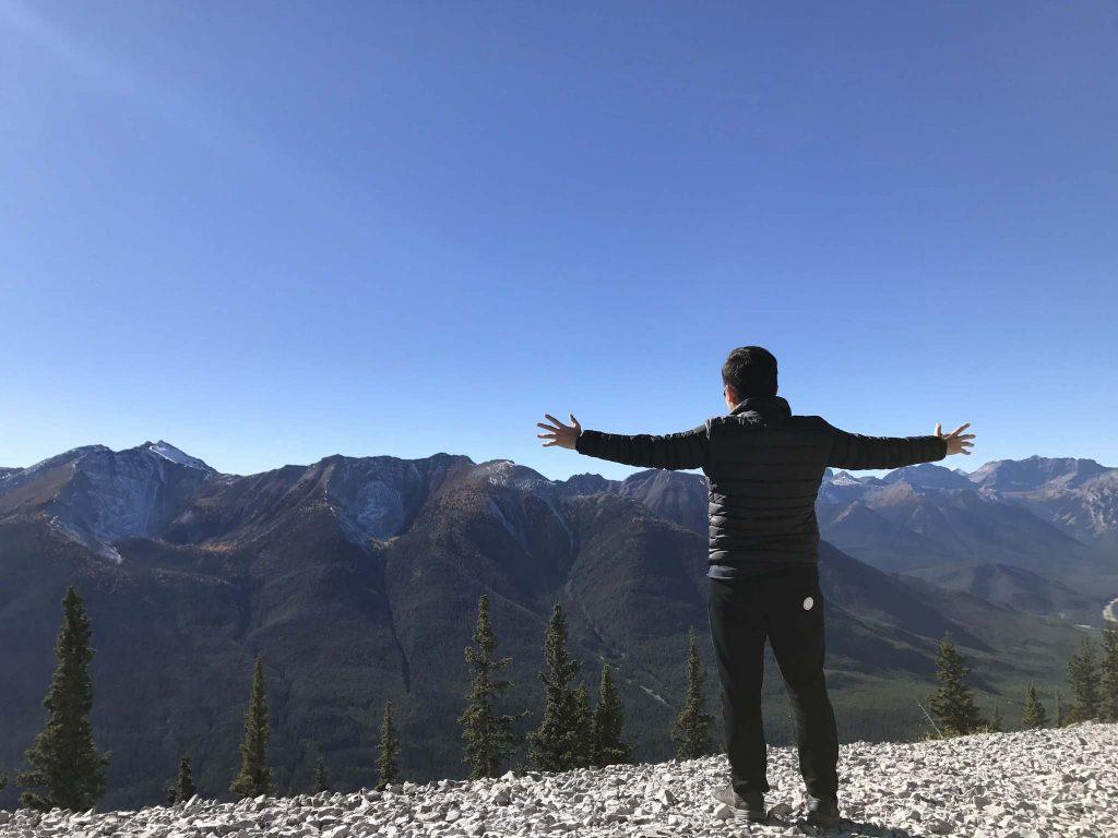 The Broad Life at Banff Gondola in 2017