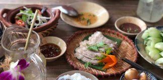 Local rice of Nha Trang city
