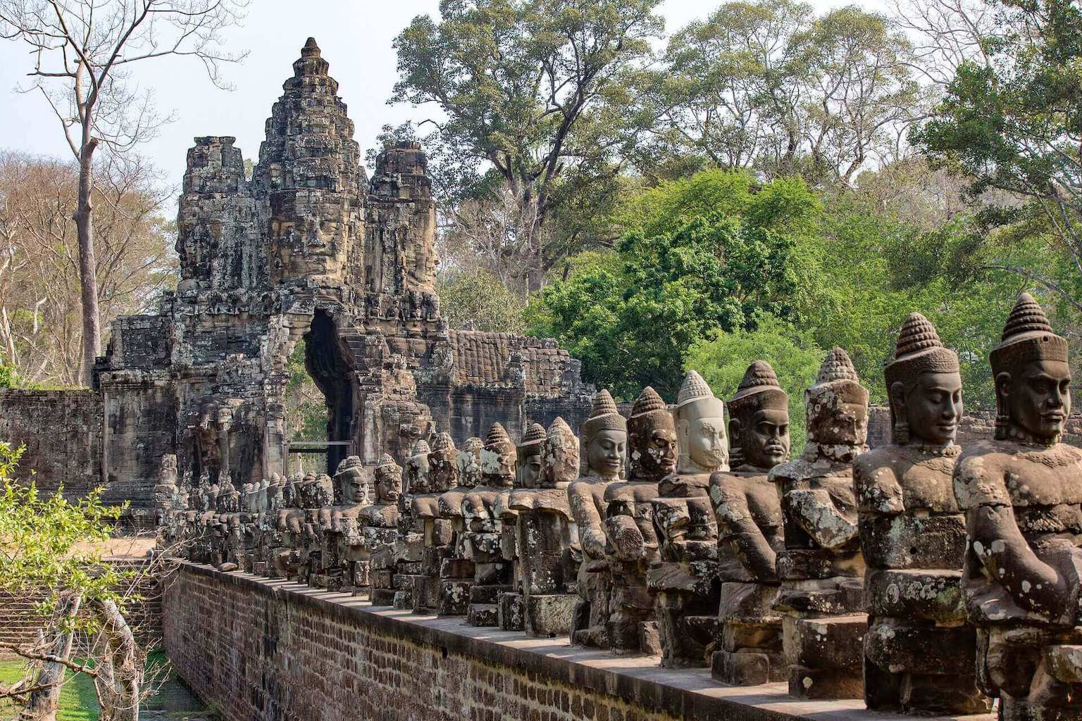 25 Interesting Angkor Wat Facts Everyone Should Know | Travel Guide,  Stories, and Reviews | The Broad Life