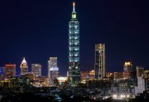 Taipei 101, Taiwan - The Broad Life's featured photo