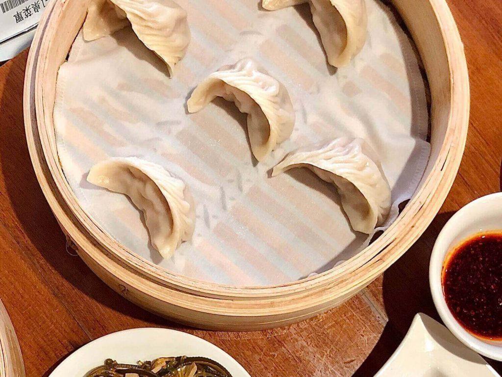 Steamed Shrimp and Pork Dumplings
