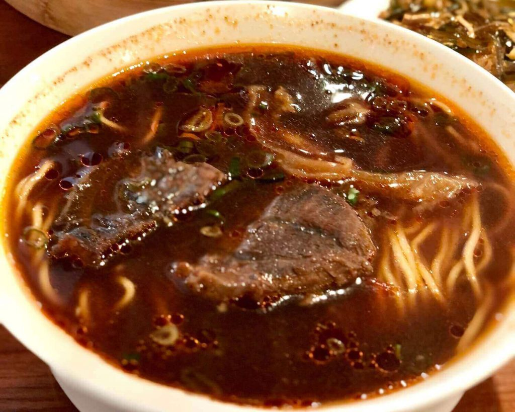 Stewed Beef Noodles
