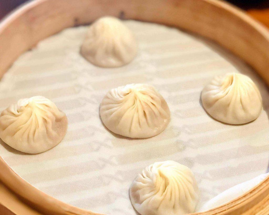 The legendary Xiao Long Bao of Din Tai Fung