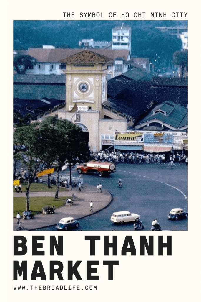 Ben Thanh Market Pinterest Board