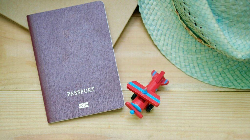 Passport one of the most carry-on travel essentials