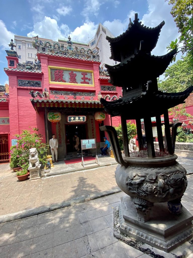 Jade Emperor Pagoda, one of the sacred Vietnam pagodas