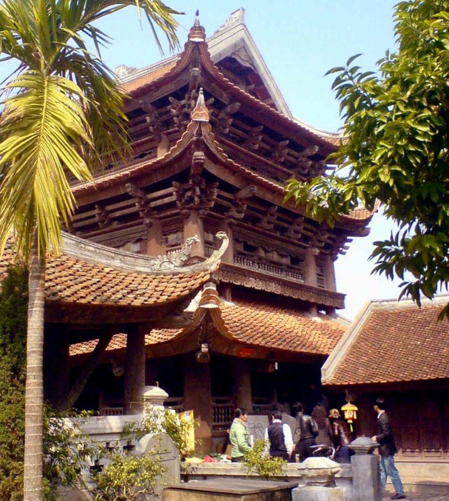 Keo Pagoda at Thai Binh