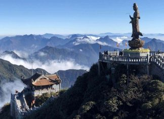 Vietnam temples and pagodas