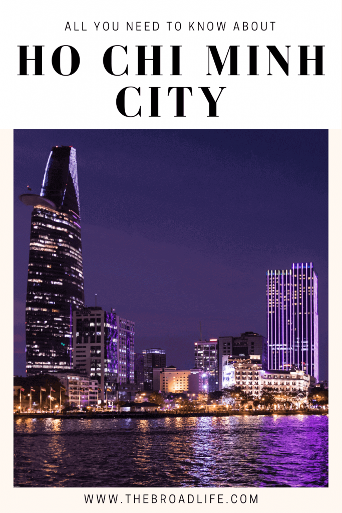 The Broad Life's Pinterest Board of Travel Ho Chi Minh City