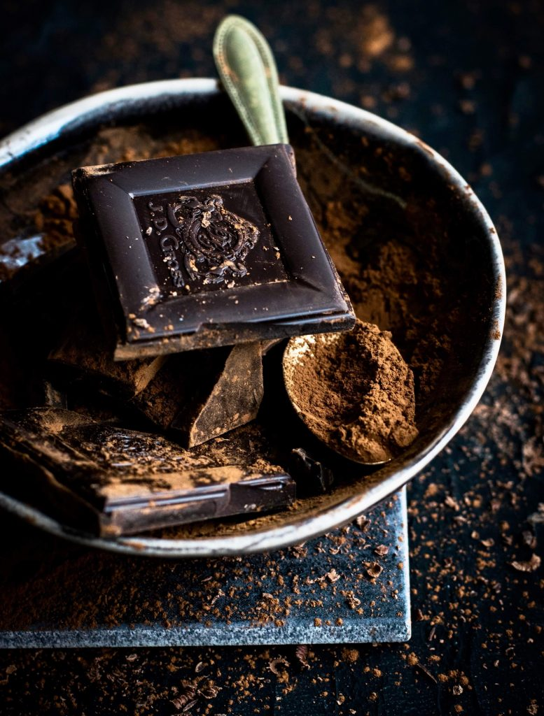 Raw Cacao And Pure Dark Chocolate, one of the world best food experiences