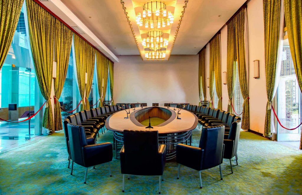 Conference Hall in the Independence Palace