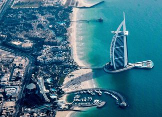 Burj Al Arab, a reason to travel to Dubai