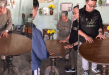 Story of a Magic Table in Dalat