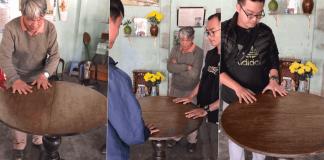 Story of a Magic Table in Dalat