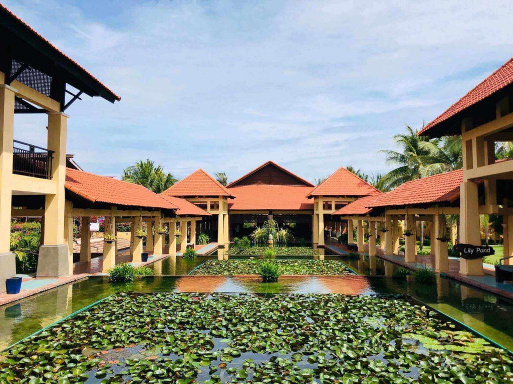 Pandanus Resort, where I stay in the 3 days 2 nights Mui Ne company-trip