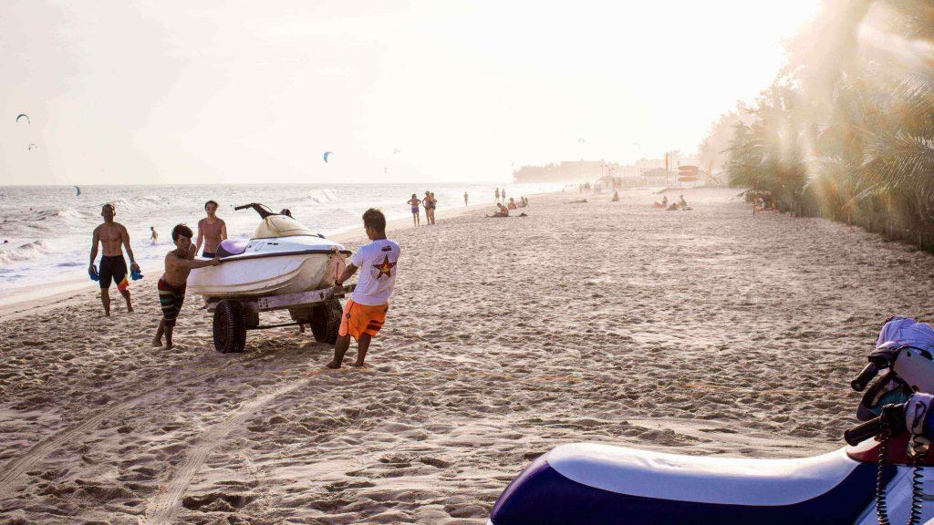 A Beach at Mui Ne