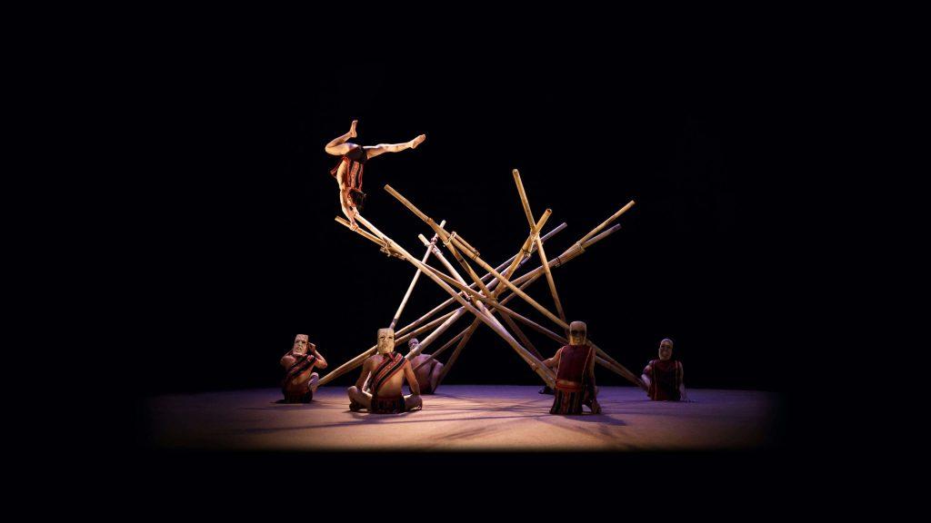 Saigon Opera House A O Show.