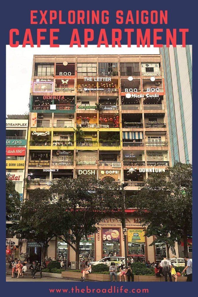 Cafe Apartment Saigon - The Broad Life's Pinterest Board