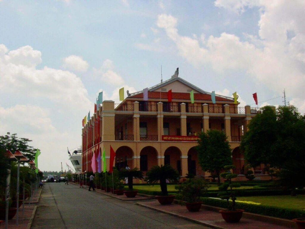 Nha Rong Harbor, Ho Chi Minh City, Vietnam