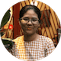 Ngoc Dao - one of the authors of The Broad Life travel blog