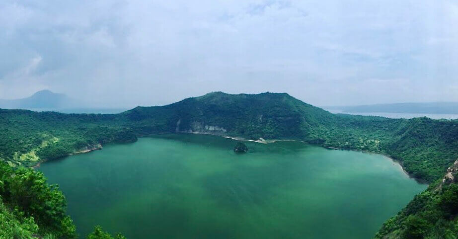 Visiting The Taal Crater Lake in Philippines 7 days itinerary
