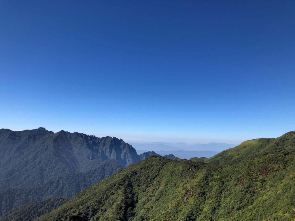 Hoang Lien Son mountain range