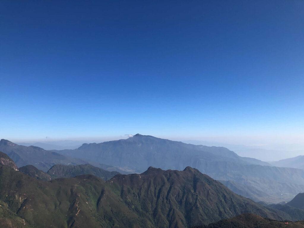 Lao Than mountain