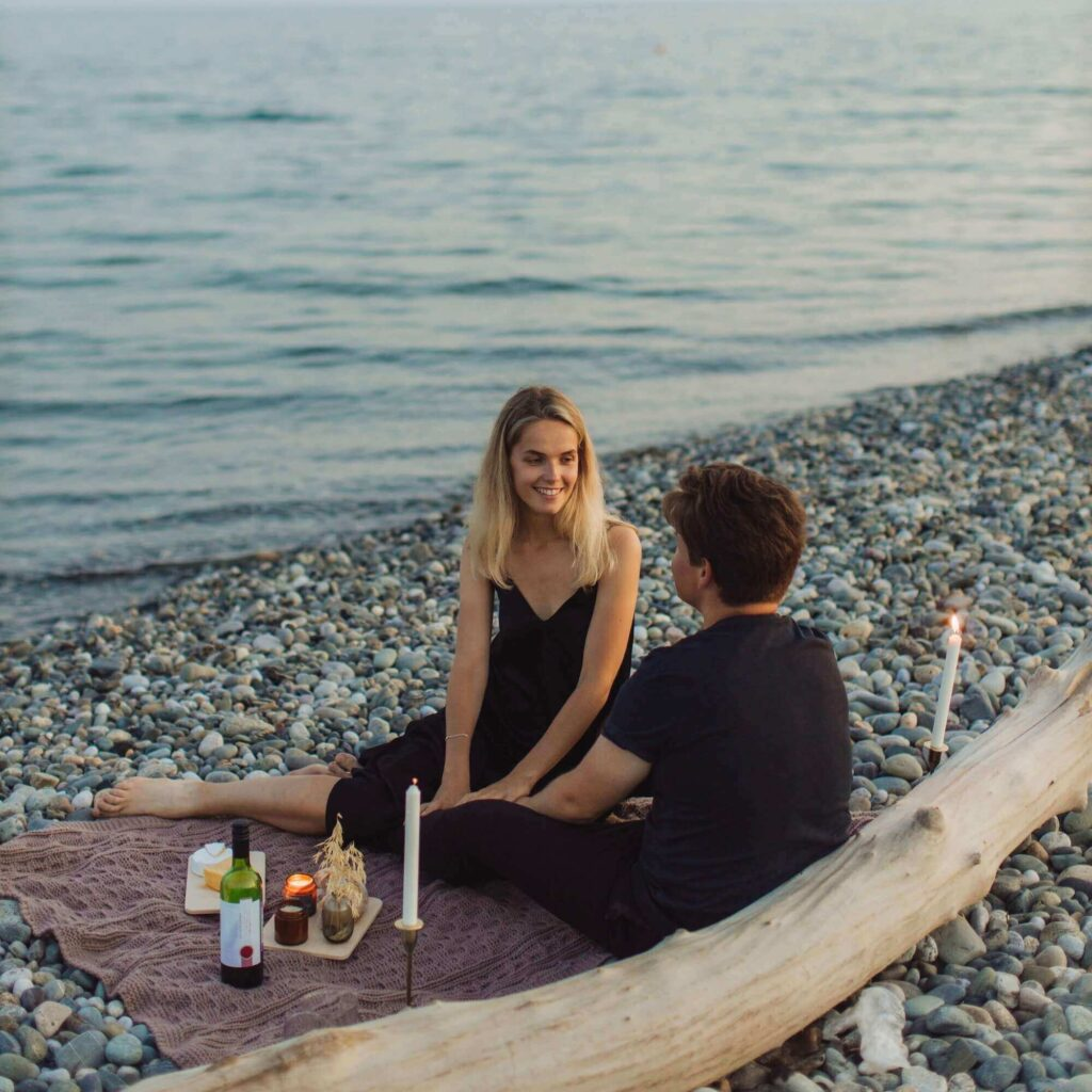 dinner dates for camping ideas